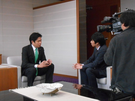 H250212 南海放送インタビュー