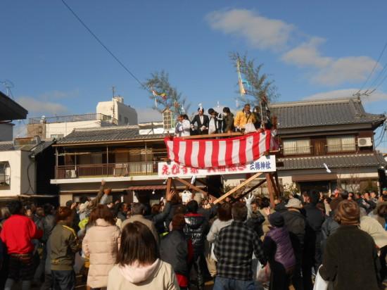 H250114 北条三穂神社