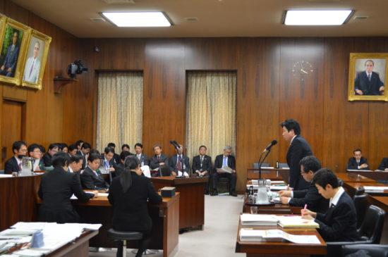 H250415 予算委員会分科会
