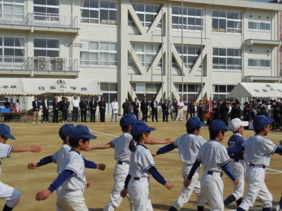H250428 日高小学校運動会3