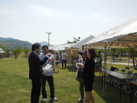 ②バラ祭り