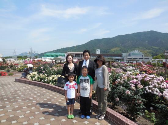 ⑤バラ祭り